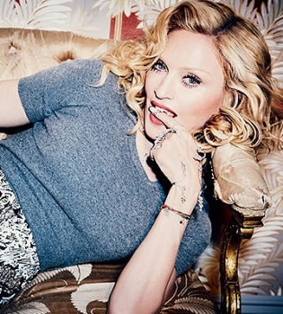 Мадонна,Мадонна фото,Мадонна фотосессия,Мадонна в нижнем белье,Cosmopolitan