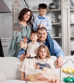 Пасха, Квартал 95, Юрий Корявченков, Юрий Корявченков квартал 95, квартал 95 семья, Юрий Корявченков семья