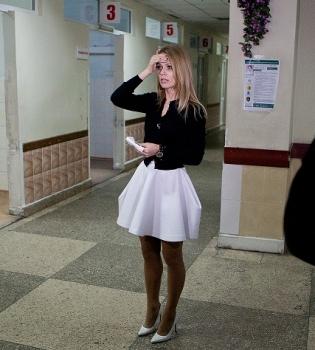 Ольга Фреймут, инспектор фреймут, инспектор фреймут больницы, ольга фреймут больница, психиатрическая больнице Павлова