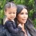 Ким Кардашьян,Ким Кардашьян фото,Ким Кардашьян с дочерью,Ким Кардашьян и Норт Уэст,Норт Уэст,Норт Уэст фото
