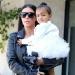 Ким Кардашьян,Ким Кардашьян фото,Ким Кардашьян дочь,Норт Уэст,Норт Уэст фото