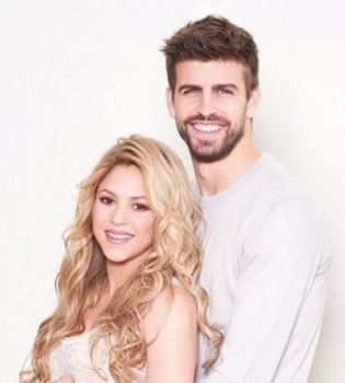 Шакира,Шакира фото,Шакира и Жерар Пике,Жерар Пике,Жерар Пике фото
