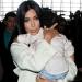 Ким Кардашьян, Ким Кардашьян фото, Ким Кардашьян крестины, Ким Кардашьян дочь,  Канье Уэст, Ким Кардашьян дочь фото, Ким Кардашьян крестины дочери