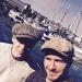 Дэвид Бекхэм,Дэвид Бекхэм фото,Бпуклин Бекхэм,Бруклин Бекхэм фото,Дэвид и Бруклин Бекхэм фото,Дэвид и Бруклин Бекхэм на рыбалке