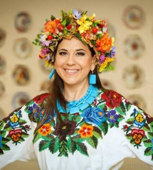 Анжелика Рудницкая, Анжелика Рудницкая фото, Анжелика Рудницкая волонтер