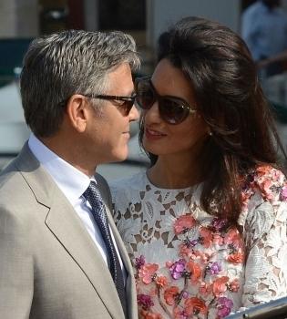 Джордж Клуни,Амаль Клуни,Джордж и Амаль Клуни,Амаль Аламуддин
