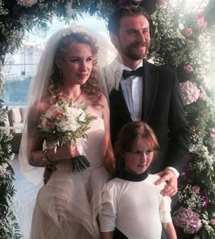 Валерия Гай Германика, Валерия Гай Германика вышла замуж, Валерия Гай Германика муж, Валерия Гай Германика свадьба