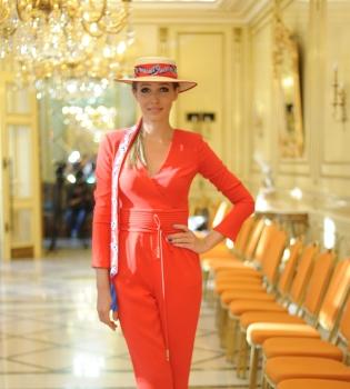 Катя Осадчая,Надя Дорофеева,Марыся Горобец,Odessa Holiday Fashion Week