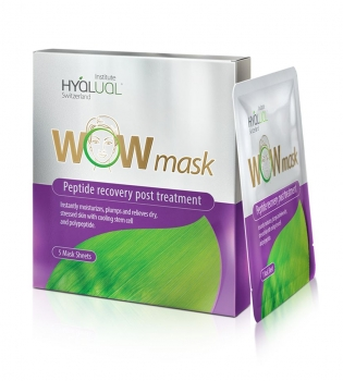 WOW mask,HYALUAL WOW mask