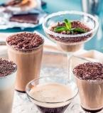 атмосфера,ресторан атмосфера,коктейли на основе кофе