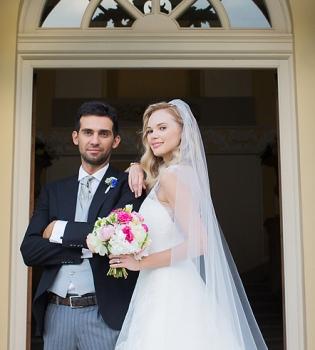Ах, эта свадьба! Анастасия Масюткина вышла замуж за итальянского бизнесмена Теодоро Д'Амброзио