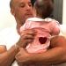 Вин Дизель,Вин Дизель фото,Виз Дизель с дочерью фото,Полин Дизель