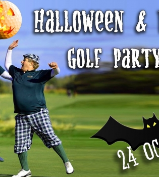 ГольфСтрим, гольф, Хэллоуин, Хэллоуин 2015, Drink Golf Party 2015, Киевский Гольф Клуб GolfStream