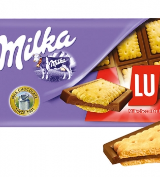 Milka, Milka с печеньем, шоколад Milka, печенье Milka, Milka шоколад с печеньем, крекер TUC, печенье LU