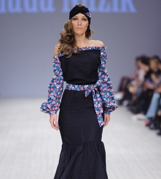Vlada Nazik, Vlada Nazik новая коллекция, Vlada Nazik весна-лето 2016, Vlada Nazik 2016, Vlada Nazik показ, Ukrainian Fashion Week