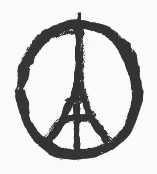 теракт в париже, париж, теракт, звезды про теракт в париже
