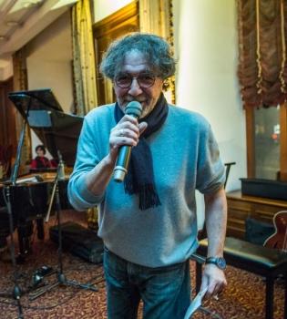Алексей Коган, Premier Palace Hotel, квинтет Владимира Лихошвы, джаз премьер четверг