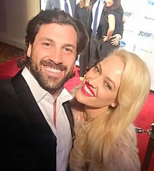 максим чмерковский и его жена фото