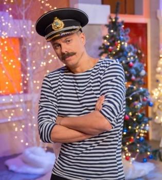 Андрей Доманский, Андрей Доманский новый год, Поверь в мечту интер, новый год интер