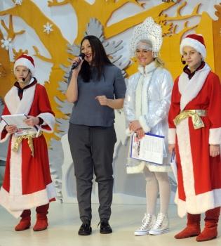 новогодняя сказка, дети-сироты, праздник для детей, инна силантьева, зимняя сказка