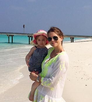 Принцесса Мадлен,Принцесса Мадлен фото,Принцесса Мадлен на отдыхе,Принцесса Мадлен дети