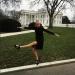 Кара Делевинь,Кара Делевинь фото,Кара Делевинь в Белом доме