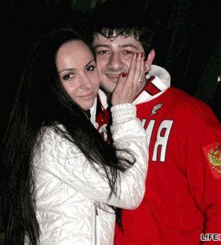Михаил Галустян,беременность