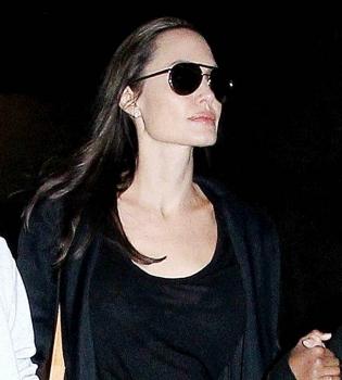 Анджелина Джоли,Анджелина Джоли фото,Анджелина Джоли дети, оскар 2016, оскар джоли