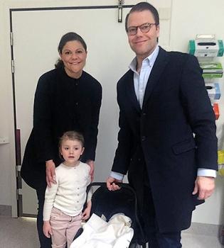 Принцесса Швеции,принцесса Виктория,принц Оскар фото,принц Швеции Оскар