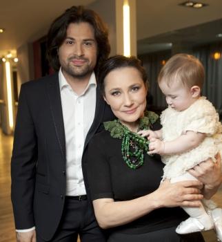 алена мозговая, алена мозговая дочь, алена мозговая и владимир ткаченко, алена мозговая дочь фото