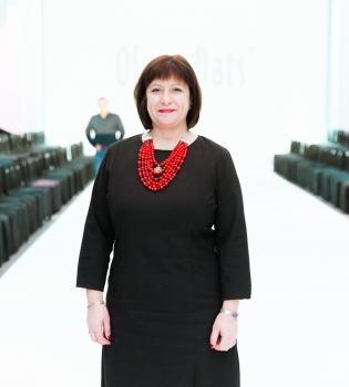Наталья Яресько, Олена Даць, Ukrainian Fashion Week, Olena Dats