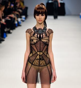 Айна Гассе, Ukrainian Fashion Week