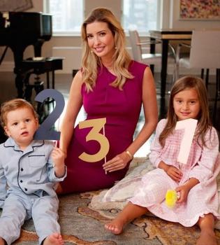 иванка трамп, иванка трамп родила, иванка трамп третий ребенок, иванка трамп сын, иванка трамп беременна, иванка трамп семья, иванка трамп муж, иванка трамп и джаред кушнер, дональд трамп дочь
