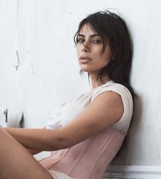 Ким Кардашьян,Ким Кардашьян фото,Ким Кардашьян Vogue
