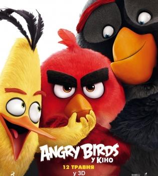 Angry Birds, Angry Birds в кино, Angry Birds кино, Angry Birds мультфильм, Angry Birds в Украине, Angry Birds премьера