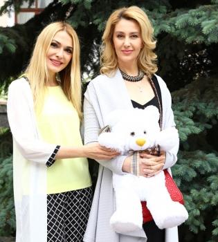 диво дитина, Ольга Сумская, Снежана Егорова, Тоня Матвиенко