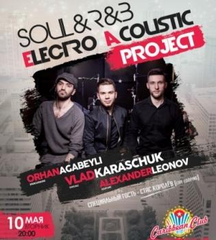 electro-acoustic trio