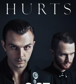 Hurts, Hurts концерт, Hurts в украине, Hurts UPark Festival, UPark Festival