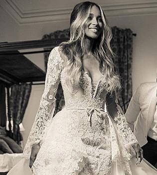 Сиара,Сиара фото,Сиара свадьба,Сиара свадебное платье