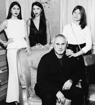 валерий меладзе, валерий меладзе дочери, валерий меладзе семья, валерий меладзе дочери фото