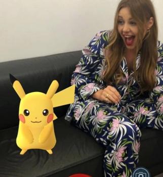 Тина Кароль, Тина Кароль покемон, Тина Кароль фото, Pokemon Go