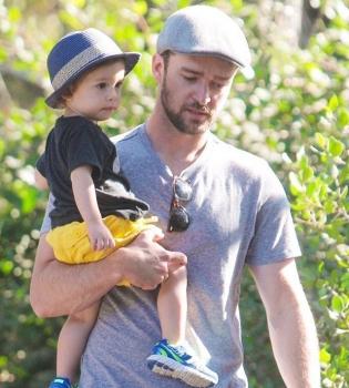 Джастин Тимберлейк,Джастин Тимберлейк фото,Джастин Тимберлейк сын,Джастин Тимберлейк с сыном,Сайлас Тимберлейк