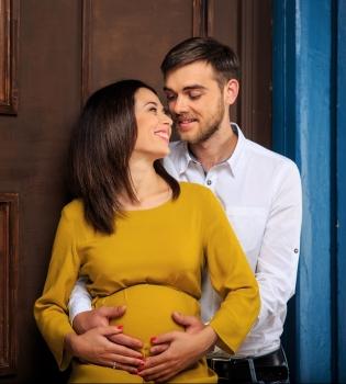 Анастасия Мазур, Анастасия Мазур беременна, факты, факты ведущая, факты ICTV