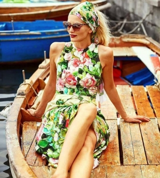 Couture de Fleur, Couture de Fleur новая коллекция, Ukrainian Fashion Week, Инна Катющенко, Олена Онуфрив