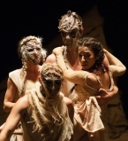 Танцюють всі, спектакль Коридор, Танцюють всі участники