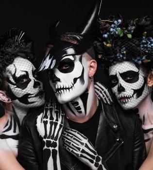 Хэллоуин, Onuka, The Maneken, Крихітка, Хэллоуин фото