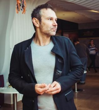 святослав вакарчук в кино, вакарчук на премьере это всего лишь конец света, премьера в оскаре