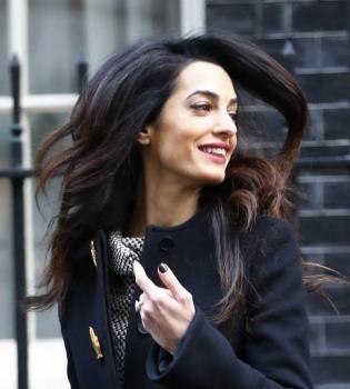 Амаль Клуни, Амаль Клуни фото, Джордж Клуни, Джордж Клуни жена
