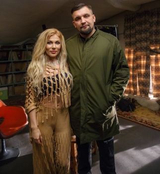 Сексуальная Алена Омаргалиева променяла Тамерлана на Басту