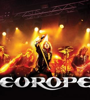 Europe, Europe The Final Countdown, The Final Countdown, группа Европа, Europe концерт, Europe Киев, Europe Украина, Europe концерт Киев, Europe концерт в Украине